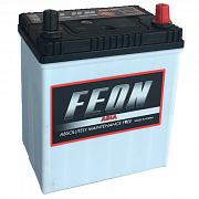 Аккумулятор FEON ASIA  6ст-40 (о.п.) 350А  узк.кл.