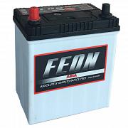 Аккумулятор FEON ASIA  6ст-40 (п.п.) 350А  узк.кл
