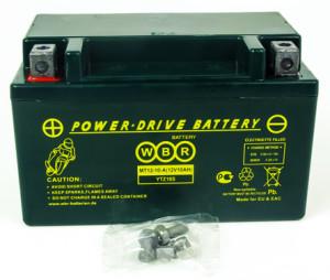 Аккумулятор WBR MT 12-10-А