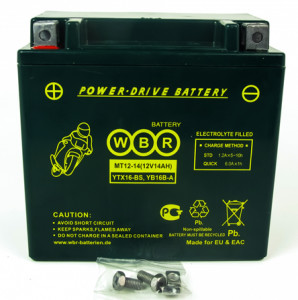 Аккумулятор WBR MT 12-14