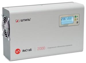Инверторный стабилизатор напряжения Штиль ИнСтаб IS 2000