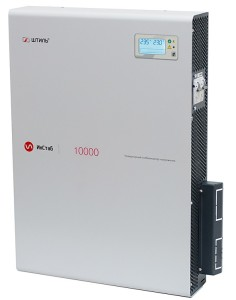 Инверторный стабилизатор напряжения Штиль ИнСтаб IS10000